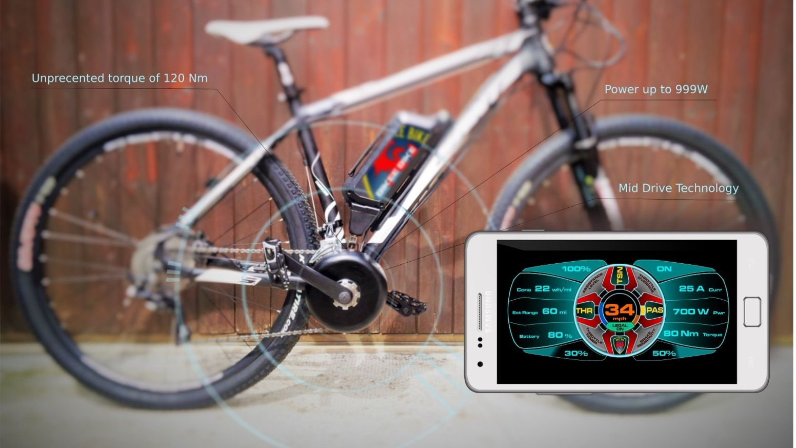 Maximum Speed Of 30 Mph Or 45 Km H For 35 60 Miles Conquer Any Hill Real 250w 500w 749w And 999w Power Versions Cool Things To Make Ebike Power