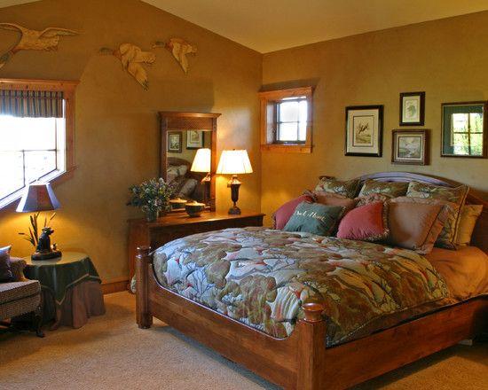 21+ Duck hunting bedroom decor ideas