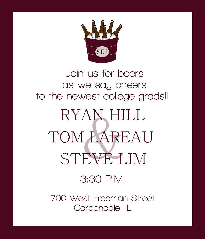 invitation for graduation party template graduation invitation
