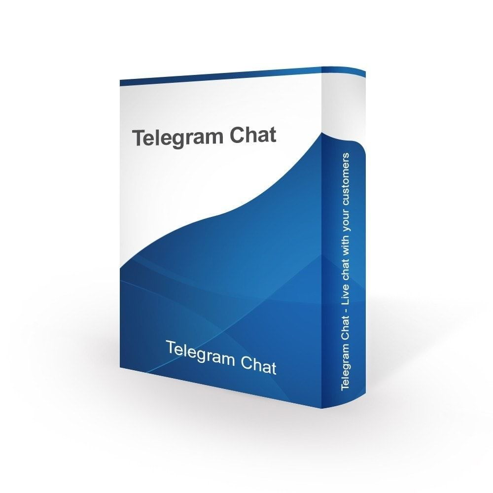 65c9e1b460e module - Support   Online Chat - Telegram Chat - Live chat with your  customers - 1