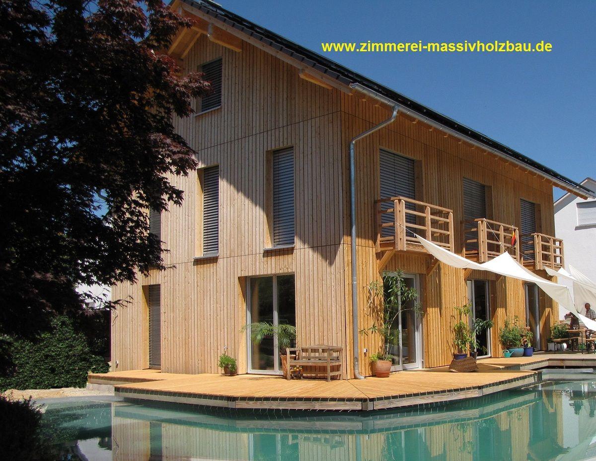 Holz Siegburg nur holz massivholzhaus vollholzhaus zimmerei massivholzbau