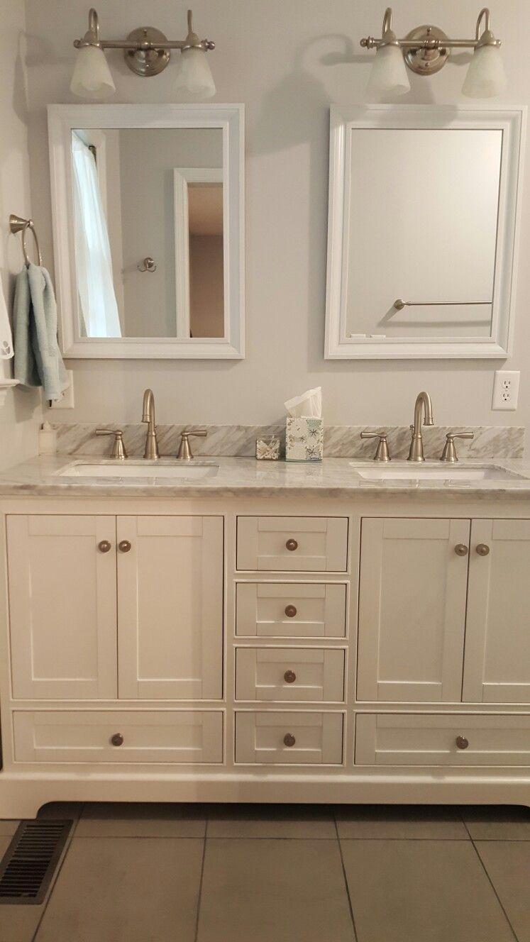 my renovated bathroom