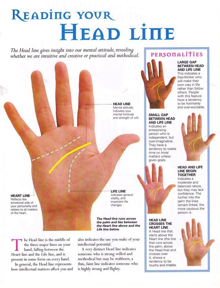 how to read your palm for kids