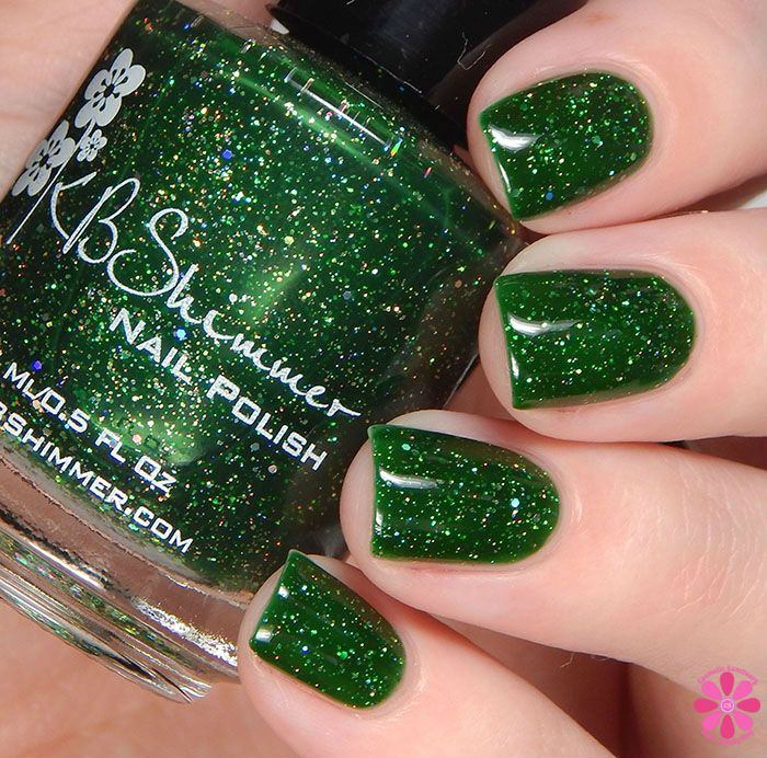 KBShimmer Winter 2015 Collection Swatches & Review