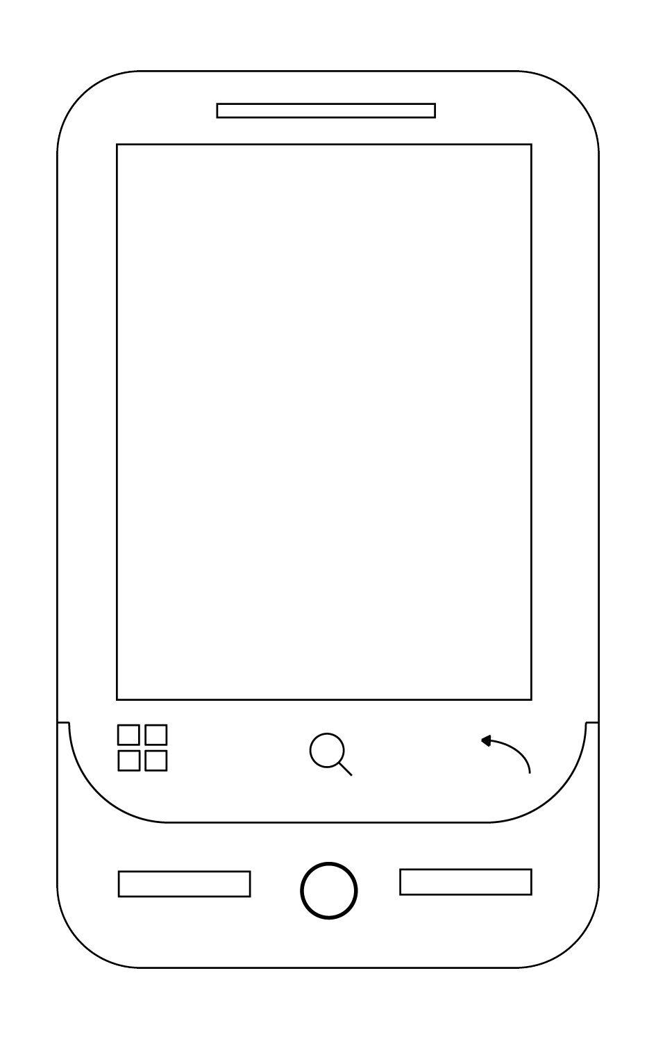Sagoma Telefono Cellulare Da Ritagliare Cerca Con Google Feste E