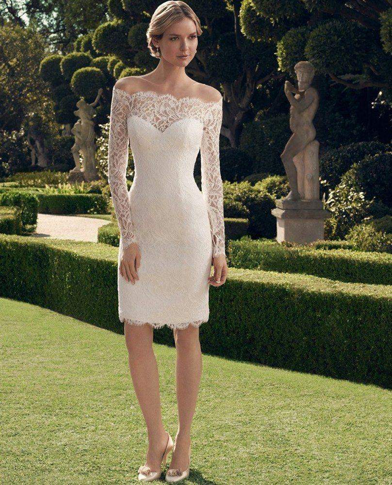 Vintage short wedding dress fashideas wedding dress