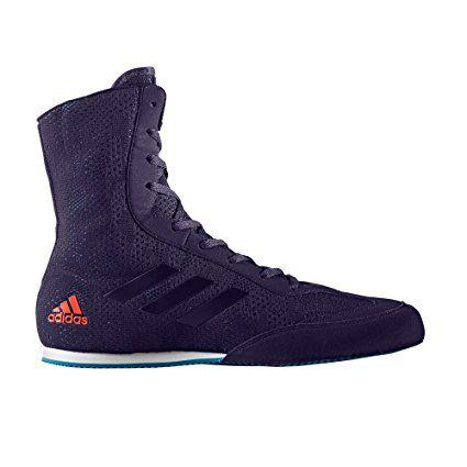 uk availability 6a417 ed79e Adidas Box Hog Plus Men's Shoes Senior Boxing Boots (Petrol Blue, 10 UK). Boxing  shoes. It's an Amazon affiliate link.