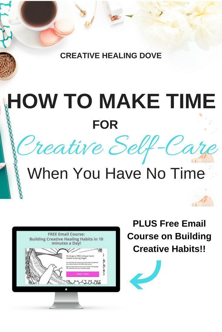 Are you a busy mom who\'s too busy or stressed to make art? Lear ...
