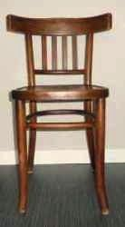 Chair Made By Fischel Bentwood From Czechoslovakia Chair