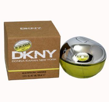 Amazon.com: Dkny Be Delicious By Donna Karan For Women. Eau De Parfum Spray 3.4-Ounce Bottle: Beauty