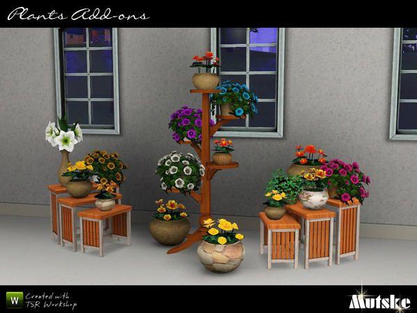 Sims 3 cache pot