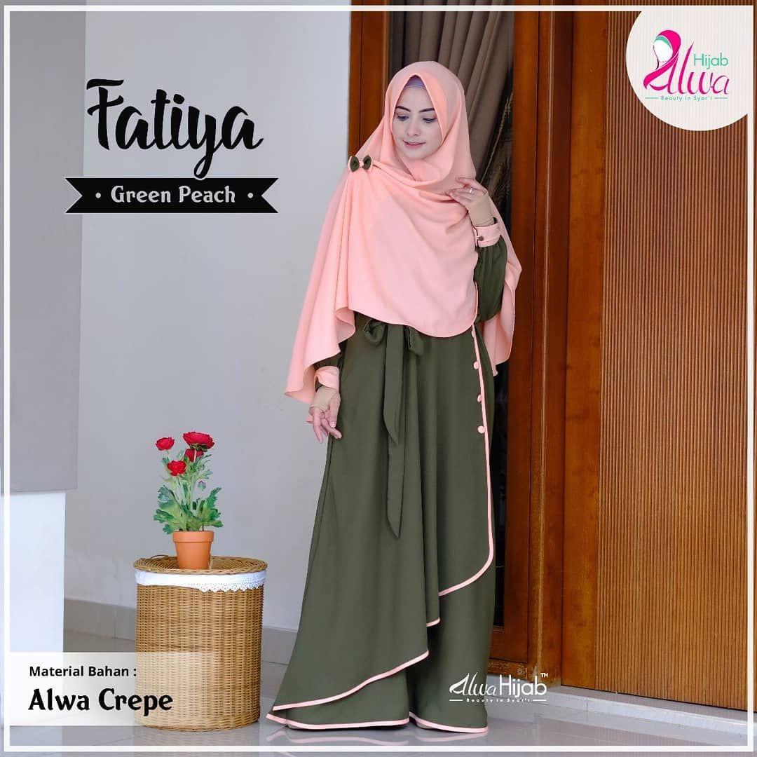 New Product By Alwahijab Coming Soon Gamis Ghaitsa Set Keep Stylish And Syari Koleksi Baru Ga Model Baju Wanita Model Pakaian Muslim Model Pakaian