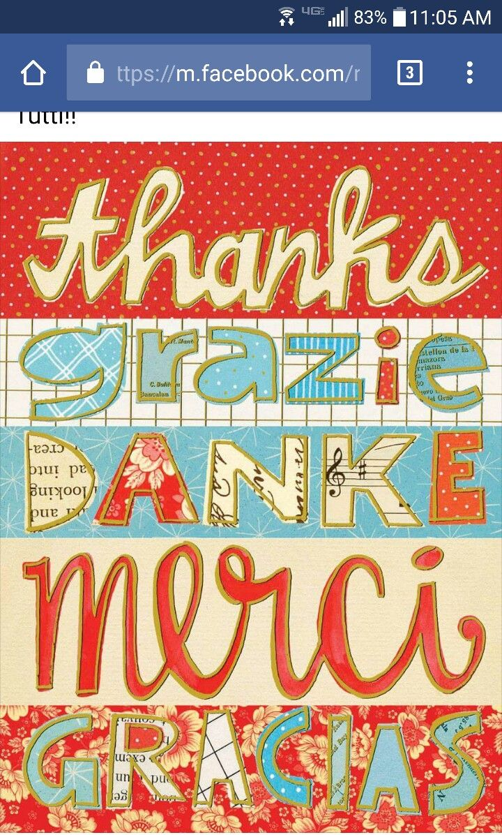 Pin by roberta trew on lettering thank you ecards thank