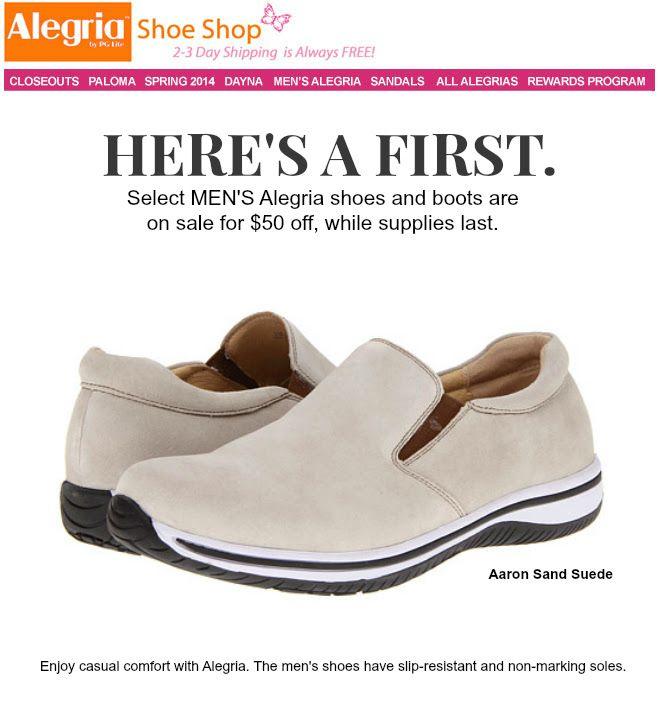Alegria shoes, Comfortable mens shoes