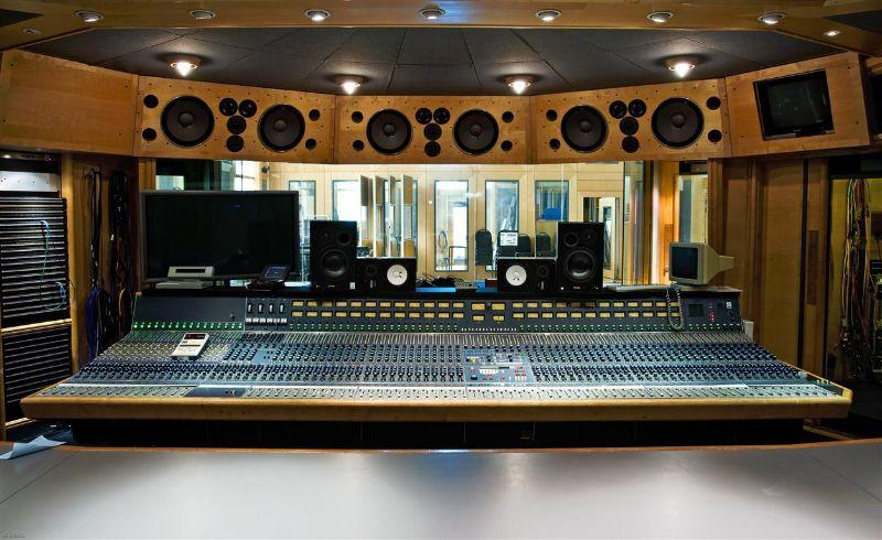 AIR Lyndhurst Recording studio home, Studio, Recording