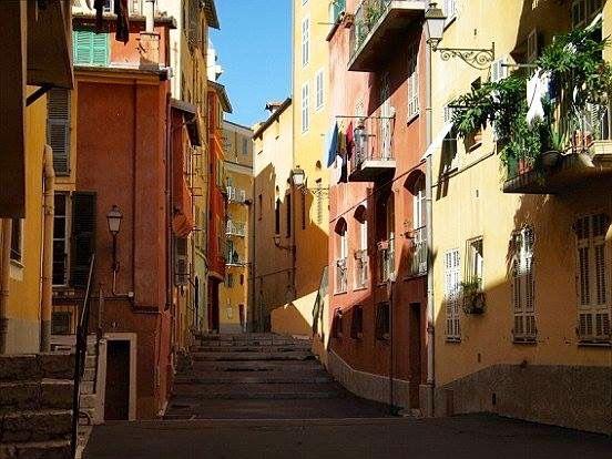 Rue Saint Hospice - Vieux-Nice