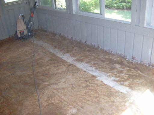 How To Remove Carpet Glue From Concrete Slab Ceramic Tile Advice