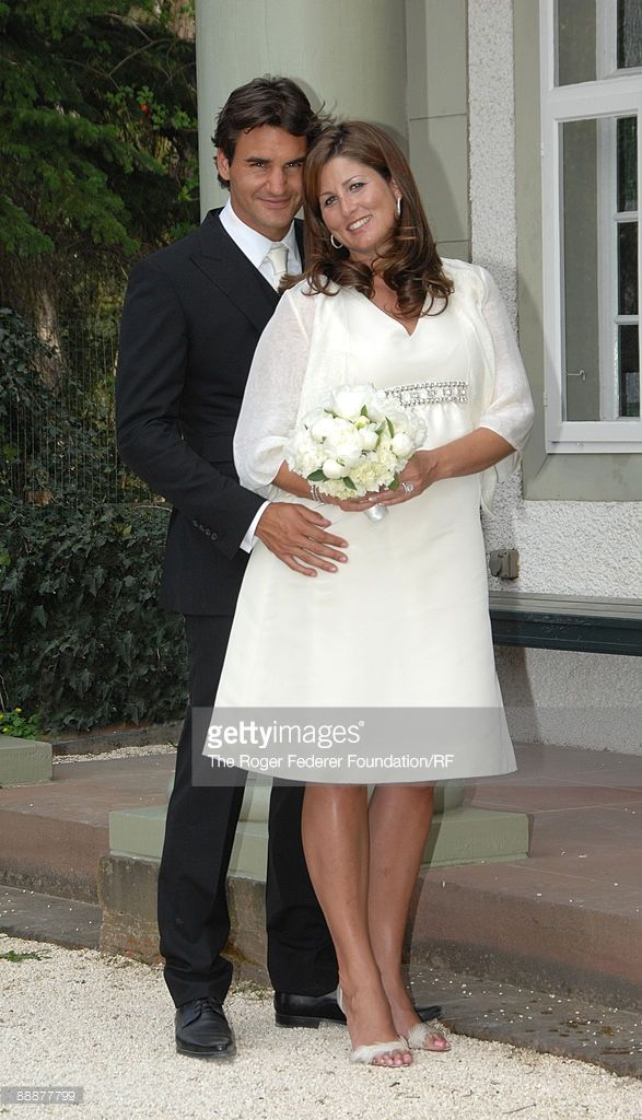the wedding of roger federer and mirka vavrinec roger