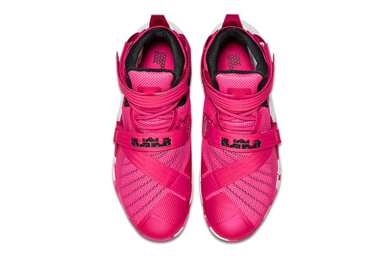 04216d9531372 ... canada nike lebron soldier 9 think pink cf48d 9f080