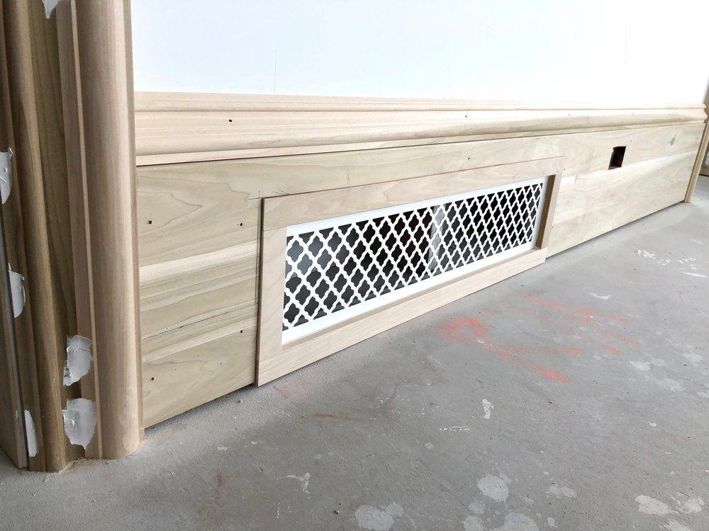 Oviatt Design Group — Oviatt Design Group Wood molding