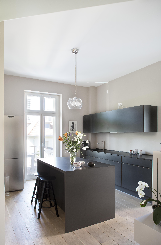 Lascaux 093 | Kücheneinrichtung, Beige wände, Küchendekoration