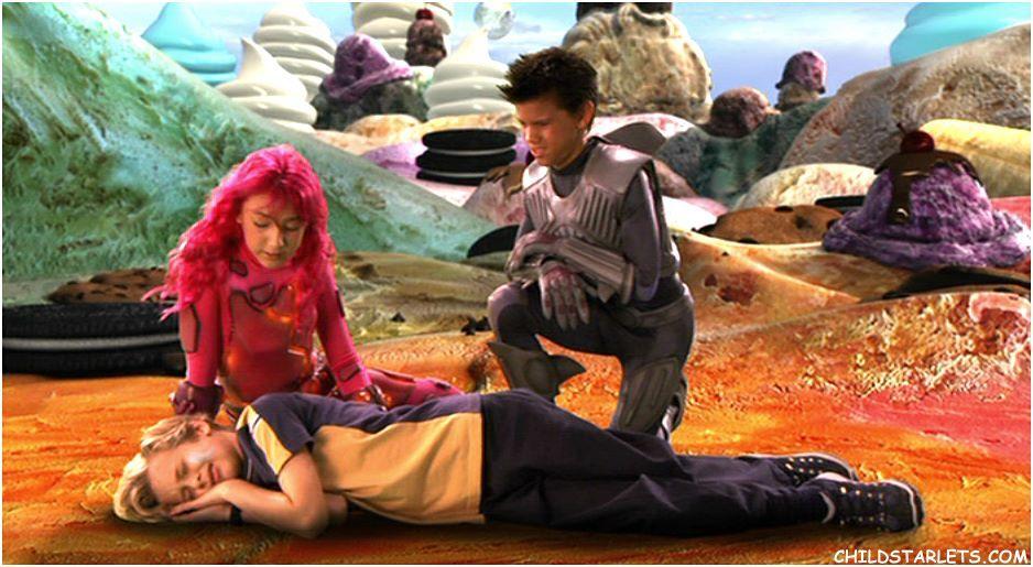 "Taylor Dooley/Sasha Peiterse/""Adventures of Sharkboy & Lavagirl ..."
