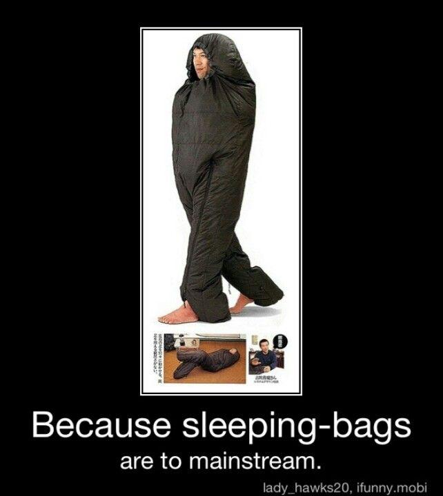Lol it'll keep you warm!