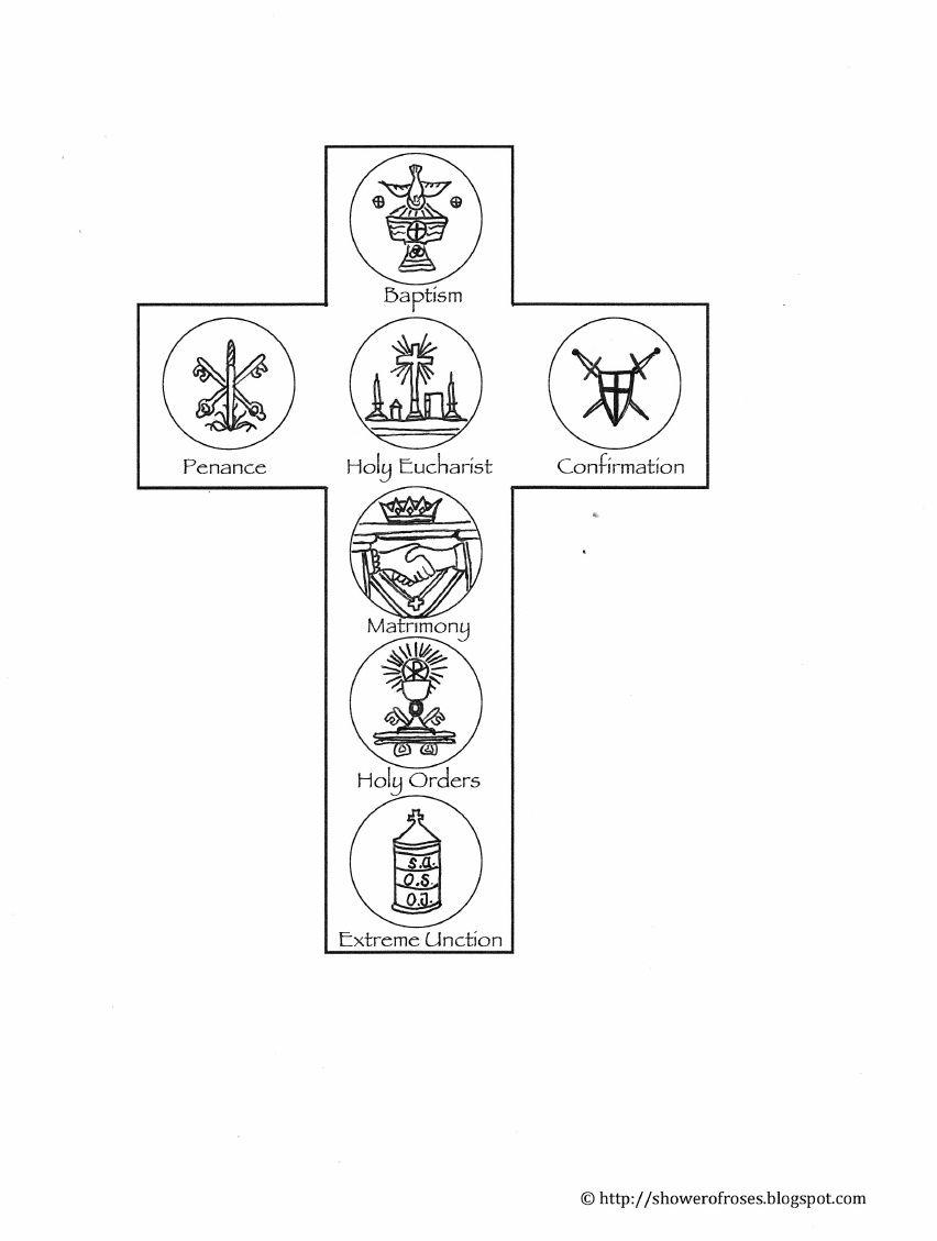 Seven sacraments cross original scribd classroom ideas seven sacraments cross original scribd biocorpaavc