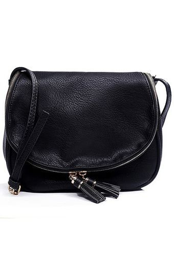 37ad7fae1f2f ซื้อ RockLife Fashion Women Bag กระเป๋าสะพายพาดลำตัว Cross-Body Bag 0015  (สีดำ) ผ่านระบบออนไลน์ที่ Lazada เรามีส่วนลดและโปรโมชั่นอีกมากมายใน