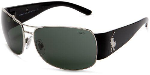 24aa6d1d384e Polo Ralph Lauren Men's 0Ph3042 Metal Sunglasses $105.84 - $153.65 ...