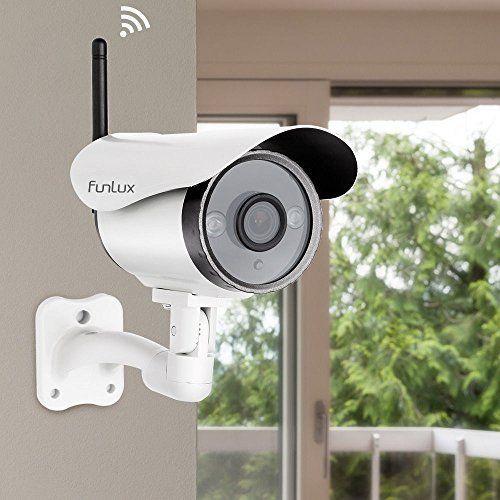 Outdoor Security Cordless Camera