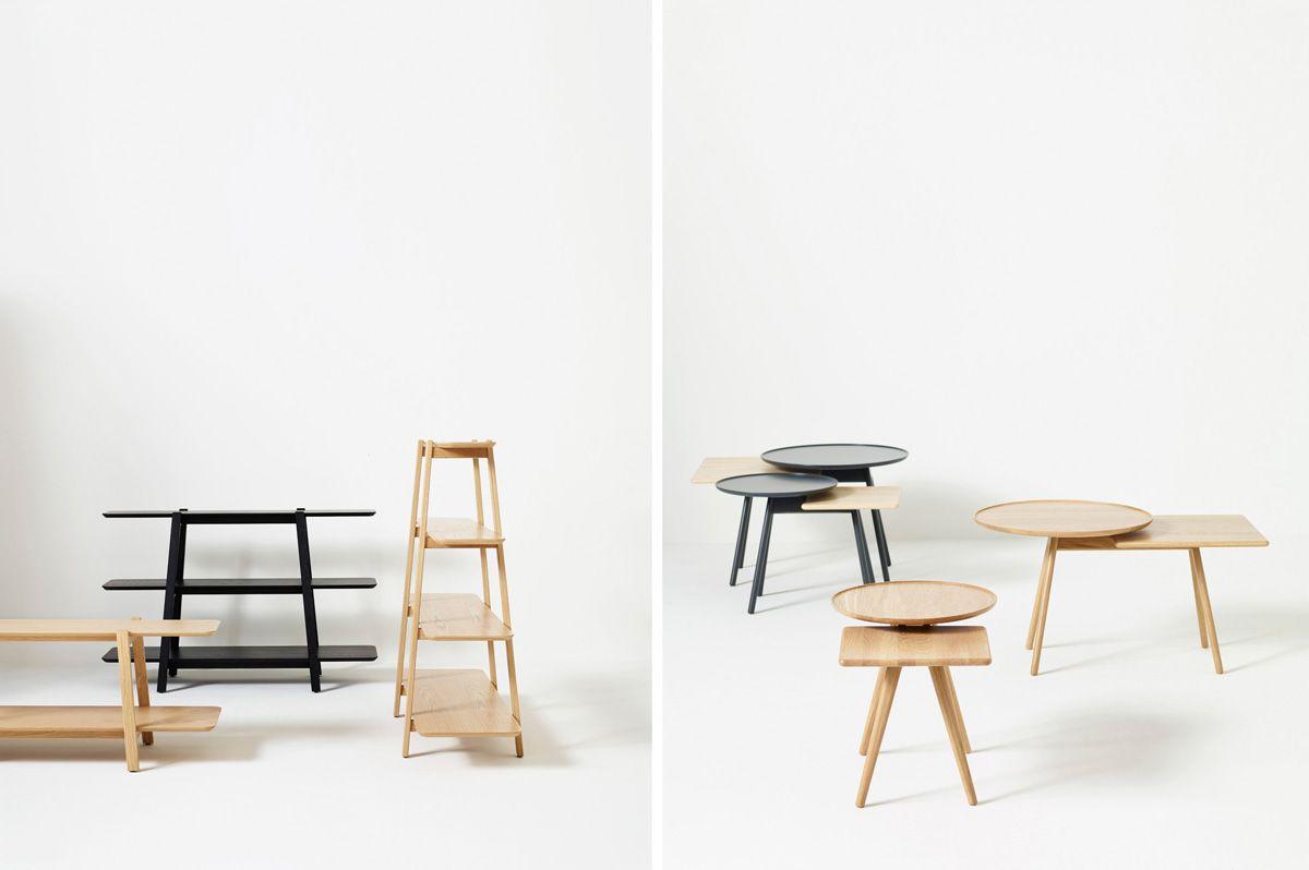 librerie Terasso e tavolini Mopsy | Karl Andersson & Soner