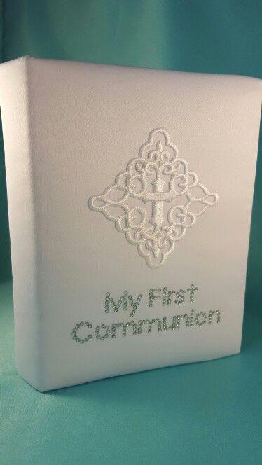 First Communion Photo Album, Personalized & Custom Photo