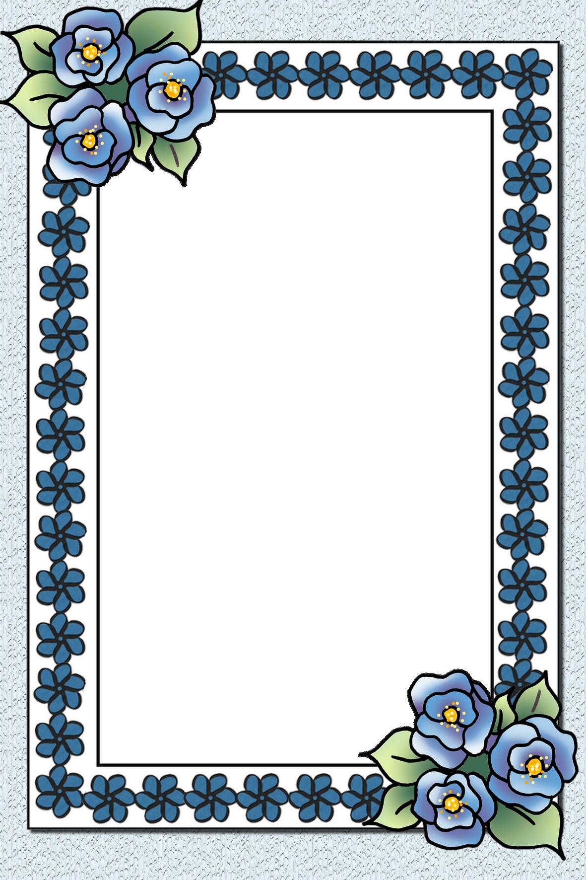 Decorative Png Frame Page Borders Design Clip Art Borders Page Decoration