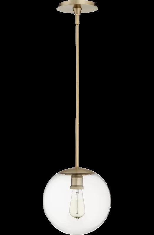 Breakwater Bay Doster 1 Light Single Globe Pendant Reviews