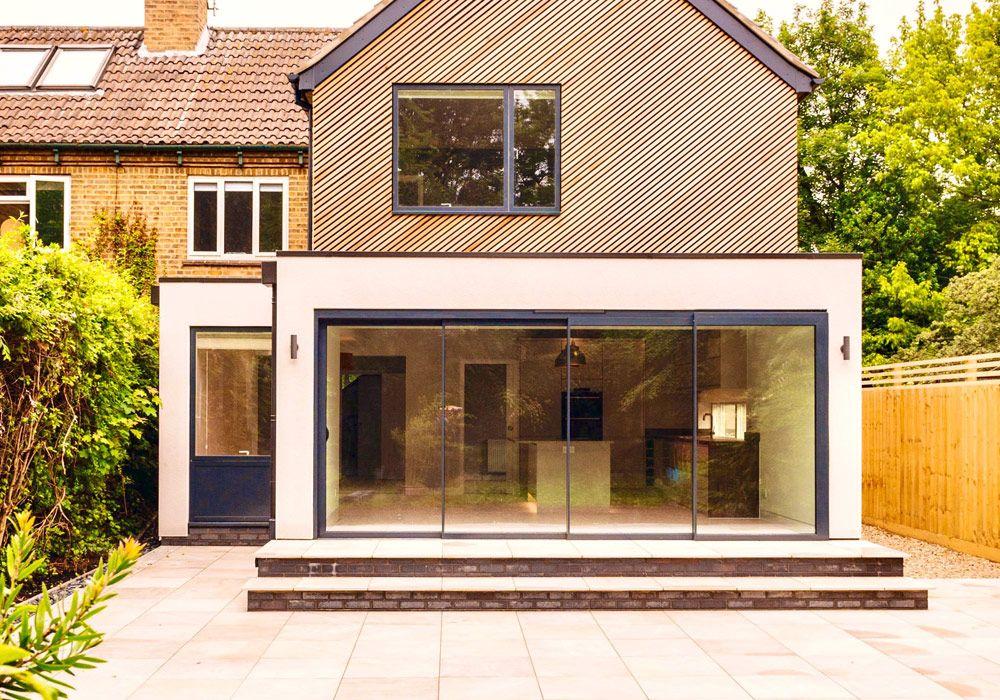 Theedge2 Ultra Slim Sliding Door With 20mm Slightlines With Images Sliding Doors Doors House Styles