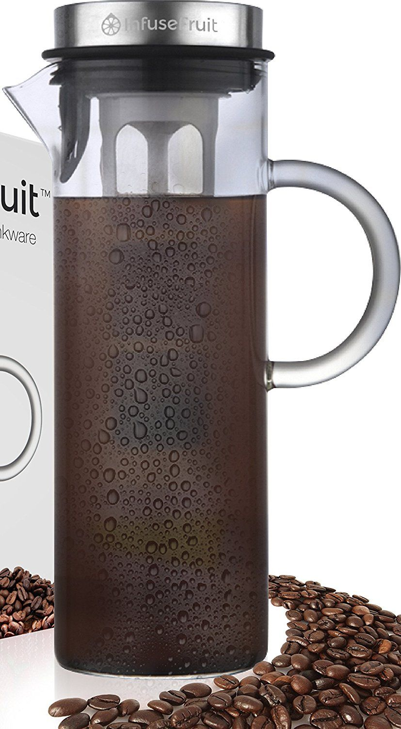 Cold Brew Coffee and Iced Tea Maker Fruit