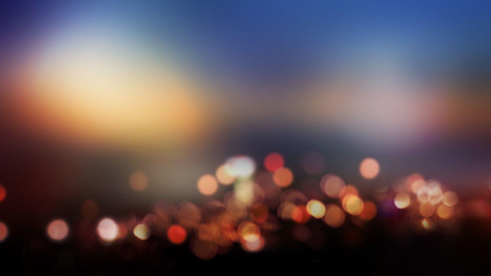 Blurred City Lights Wallpaper City Lights Wallpaper Android Wallpaper City Wallpaper Hd wallpaper lights blur city glare