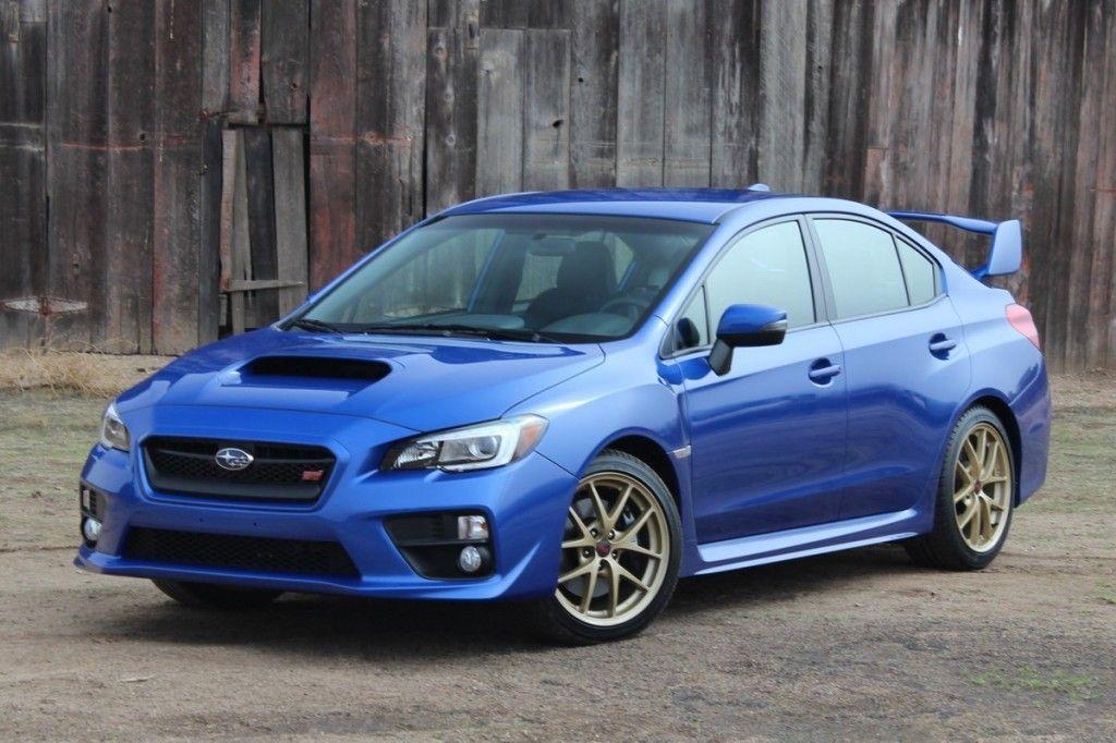 2015 Subaru WRX STI First Drive  Automobiles  Pinterest  2015