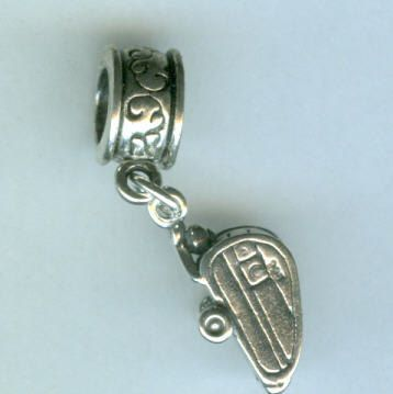 Pandora Camping Charms Sterling Pop Up Camper Bead Charm For Bracelets
