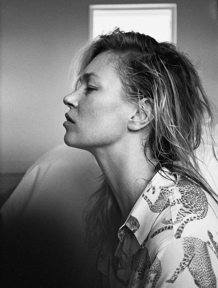 Daria Werbowy, Kate Moss for Equipment Spring:Summer 2016 3