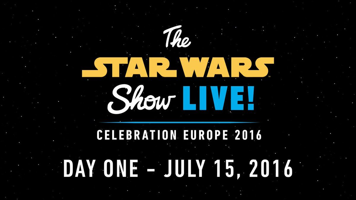 Watch Star Wars Celebration Europe's Rogue One: A Star Wars Story Panel Live happening NOW !http://bit.ly/29Vxewv