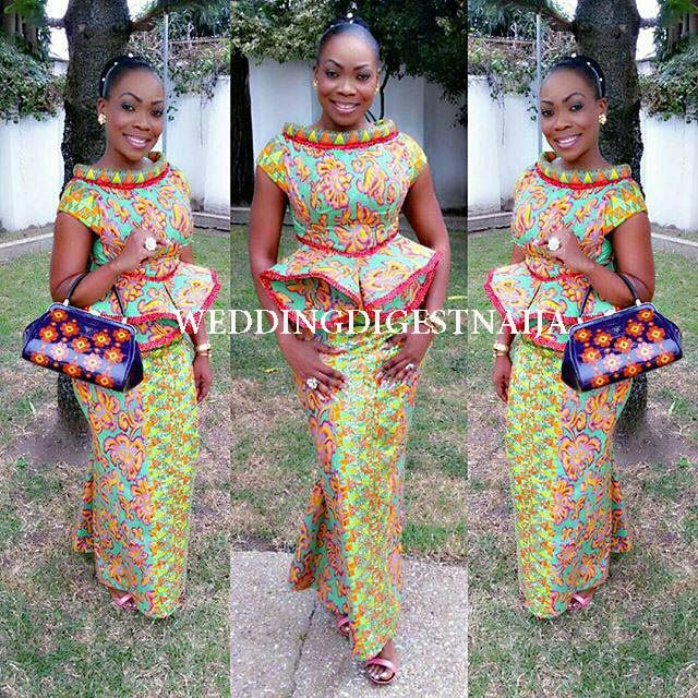 Weekend Special: The Latest Must Have Breathtaking Ankara Styles ...