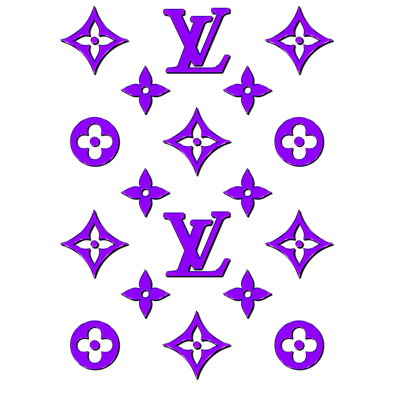 Louis Vuitton Logo Png Transparent Background By Tevesmuynerviosa On Deviantart Fashion Wall Art Printable Stickers Louis Vuitton Birthday