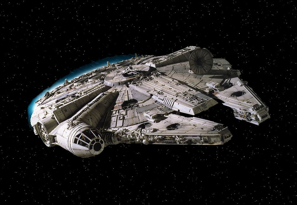 15 Fictional Spacecrafts We D Like To Call Home Star Wars Ships Ultimate Star Wars Millennium Falcon