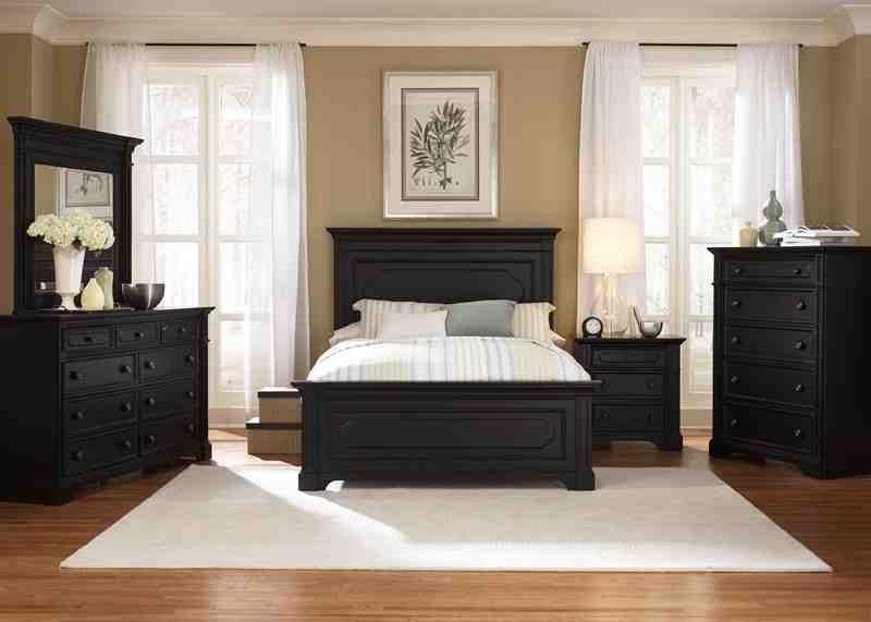 16++ Black bedroom furniture sets information