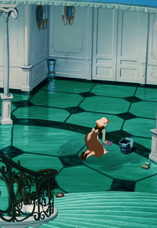 Cinderella Disney dieulois
