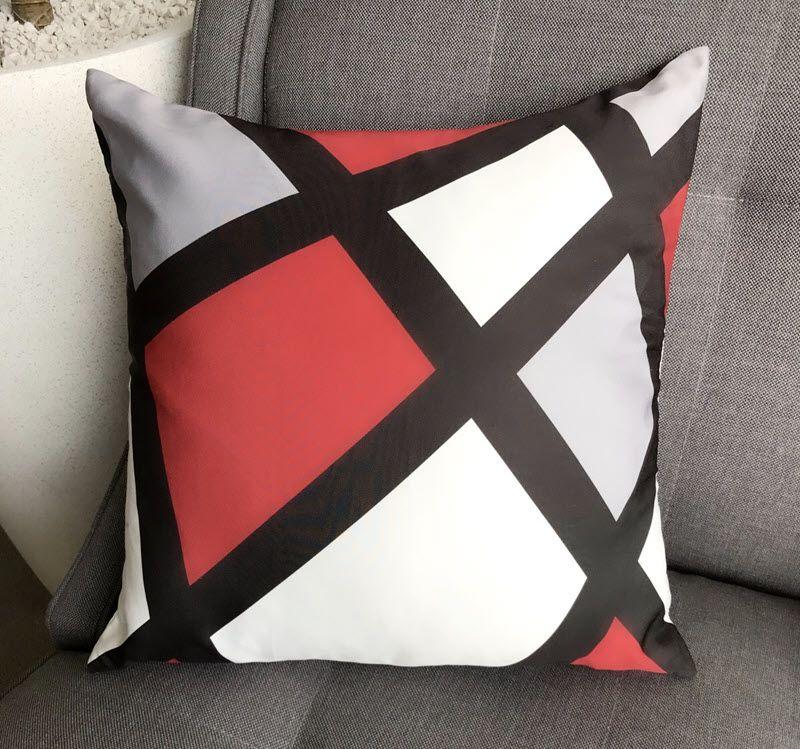 Miraculous Pattern Pillow Decorative Pillows Ideas Decorative Short Links Chair Design For Home Short Linksinfo
