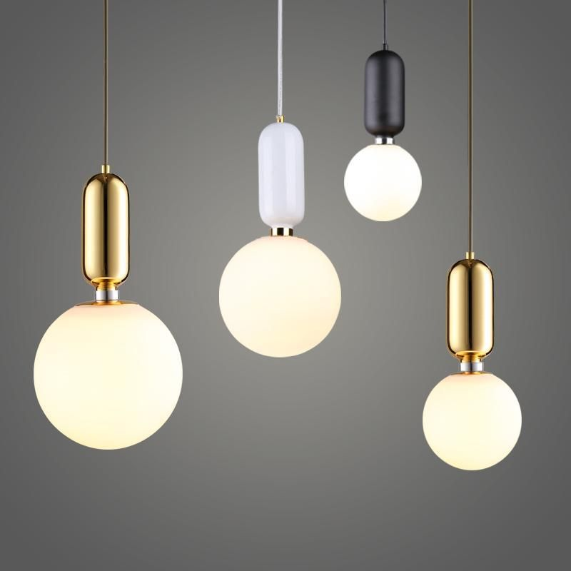 Rosseta Home Stylized Better Home Modern Lamp Hanging Lights Ball Pendant Lighting
