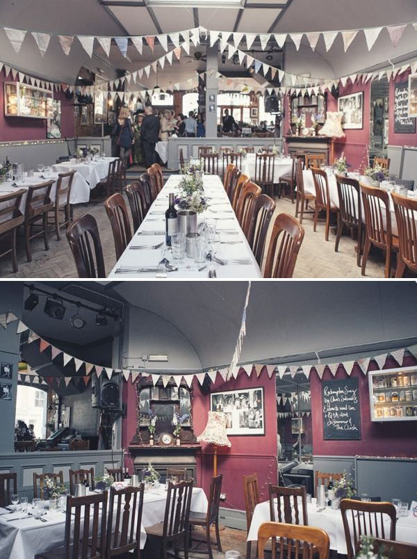 small wedding hotels london%0A A Sweet Vintage Feel London Pub Wedding
